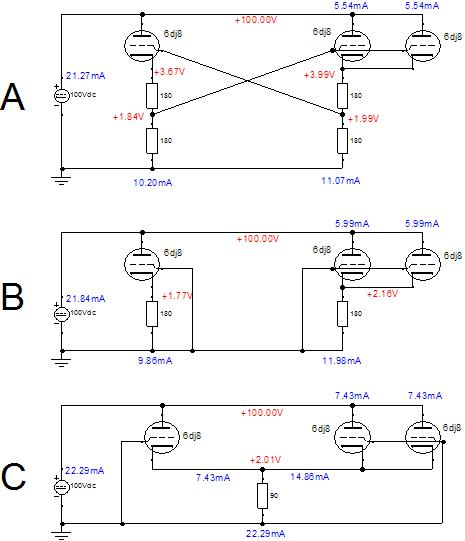 amplifier auto bias circuits  alan dower blumlein u0026 39 s garter