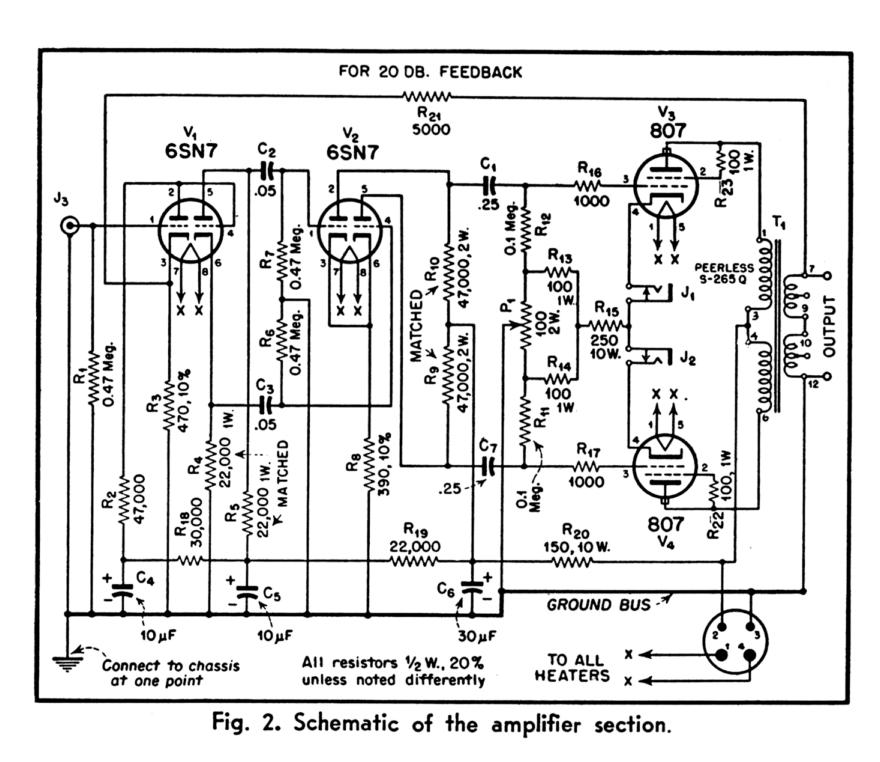 the real einstein amplifier