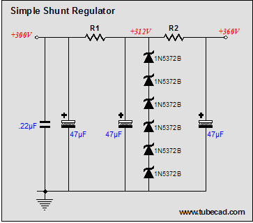 A New High-Voltage Regulator