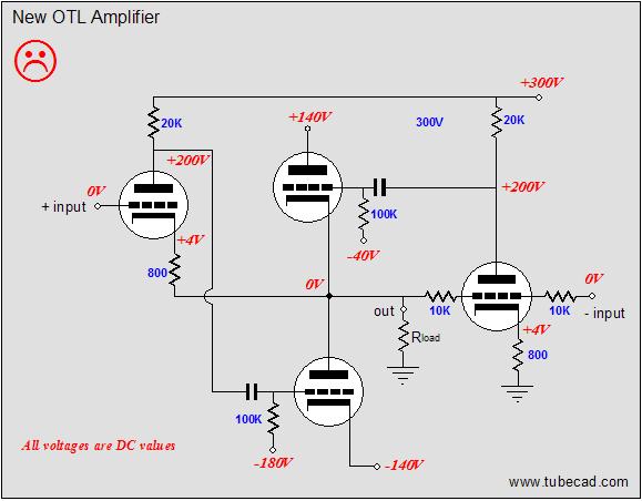 otl amplifier design  the broskie otl