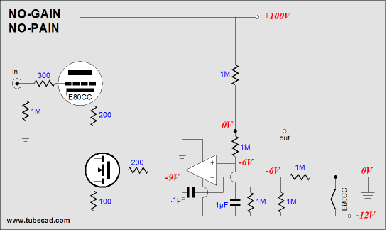 passive line stages and the tcj stepped attenuator  u0026 no