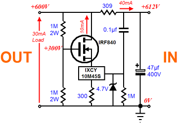 Stabilised Power Supply With Current Limiting as well Light Effects Led Drivers likewise Series Voltage Regulator Theory Circuit besides Why Is My Transistor Accepting Power From A Base moreover 0 30v Stabilized Variable Power Supply With Current Control. on current limiter with transistor
