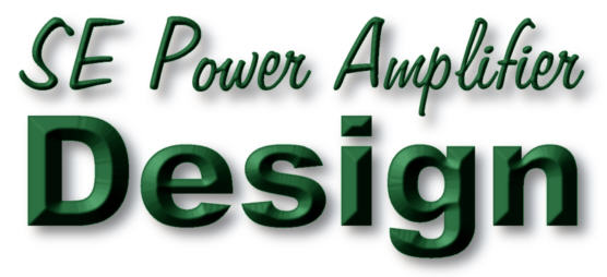 Single-Ended Power Amplifier Design