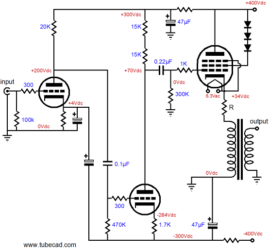 249855 6sn7 300b furthermore Page as well  in addition He805 e further ECC83 SE 6V6 Tube   Schematic. on tube amp 6l6 se schematic
