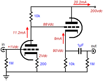 CCDA: constant-current-draw amplifier