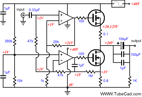 Victory & Asymmetrical Amplifiers