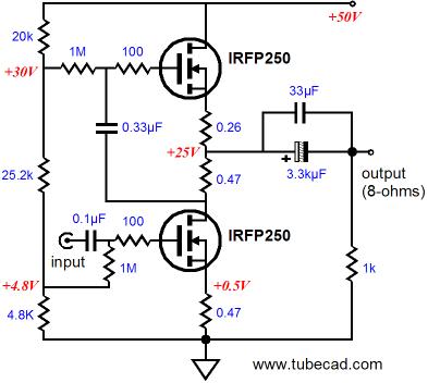 Srpp Amplifier