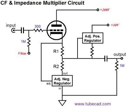 Multiplier Resistor together with Capacitance Multiplier Pnp besides Frequency Multiplier Circuit Diagram in addition Instrumentation  lifier besides Capacitance Multiplier. on high voltage multiplier design