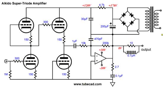 balanced step attenuator  u0026 aikido hybrid amplifier