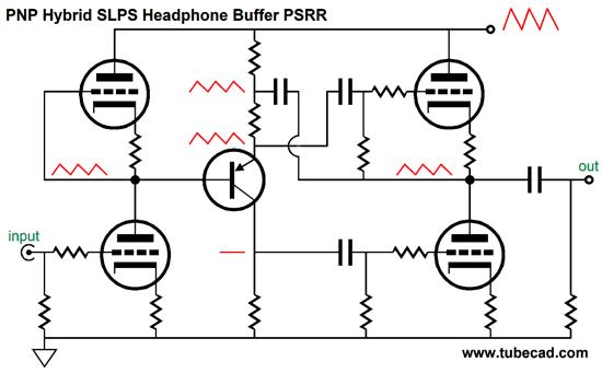 aikido slps hybrid headphone amplifier rh tubecad com