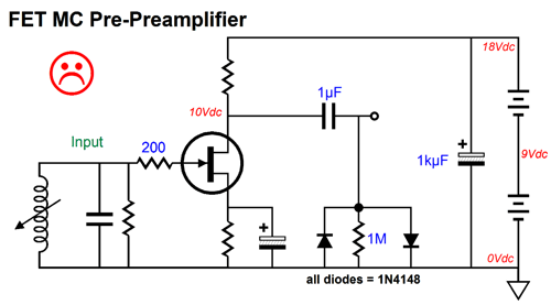 Moving-Coil Pre-Preamplifiers