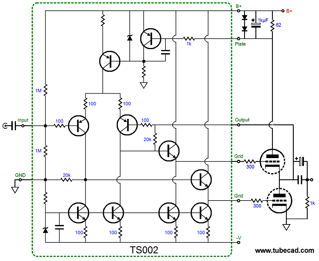 Even More Mc Pre Preamps Build Notes Negative Power Supply Schematic Click For Full On To See Enlargement