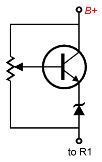 iec wiring diagram symbols with Zener Shunt Regulator Circuit on Alternator Wiring Diagram With External Regulator furthermore Wiring Diagram Symbol Reference likewise Zener Shunt Regulator Circuit likewise High Voltage Schematic Symbols further Gm Wiring Schematic Symbols.