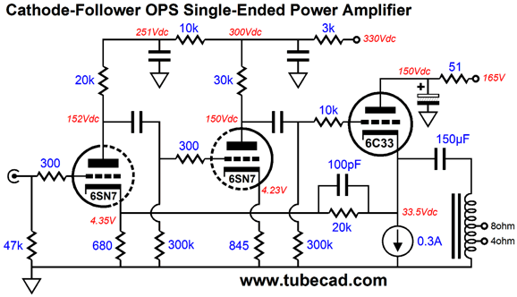 Even More Single-Ended Amplifier Circuits
