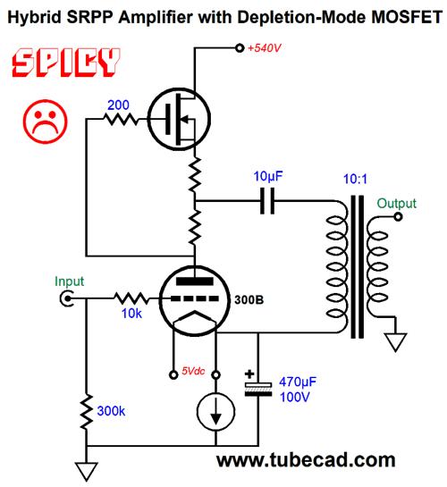 more speaker ideas  u0026 srpp power amplifier