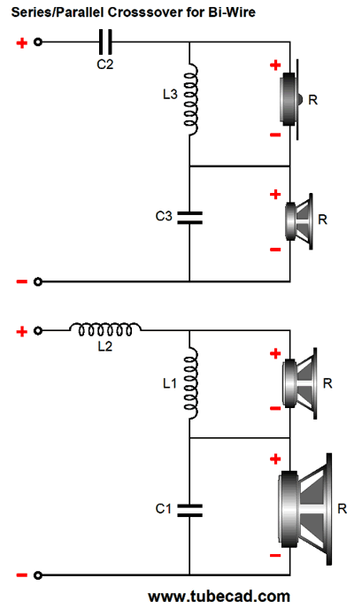 Way Crossover Wiring Diagram on