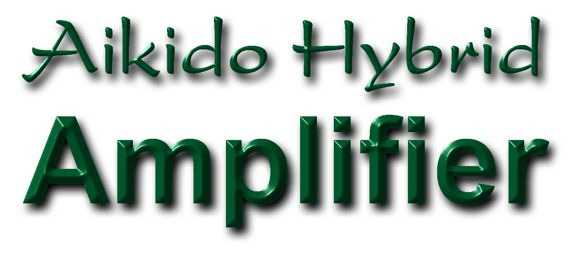 Aikido Hybrid Amplifiers
