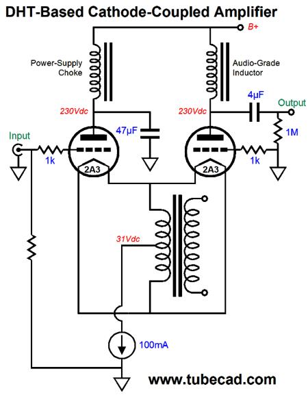 acf 12vac and cathode