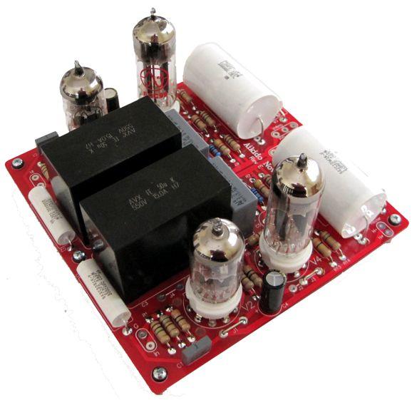 New Aikido Stereo Noval PCB & CCA
