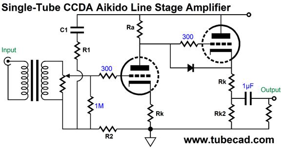 Simple Designs & ES Headphone Amplifiers