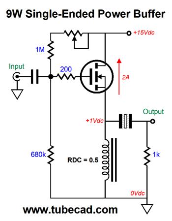 Split Williamson Amplifier & Class-G