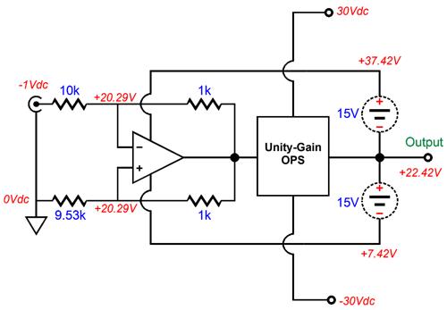 Two-Amplifier Cascade Part II