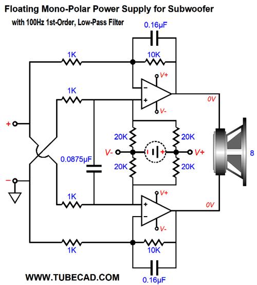 pure tube compound circuits