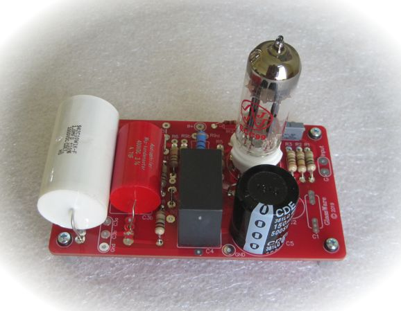 tube cad journalThe Circuit Of The Bench Amplifier Is Chosen To Represent This Article #11